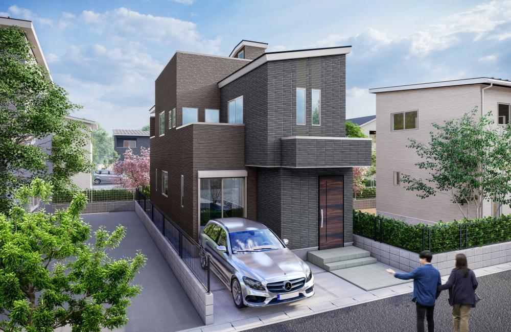 GFハウス池田姫室町(全2邸)