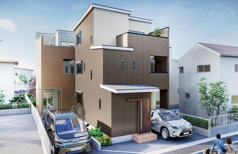 GFハウス池田姫室町Ⅱ(全3邸)