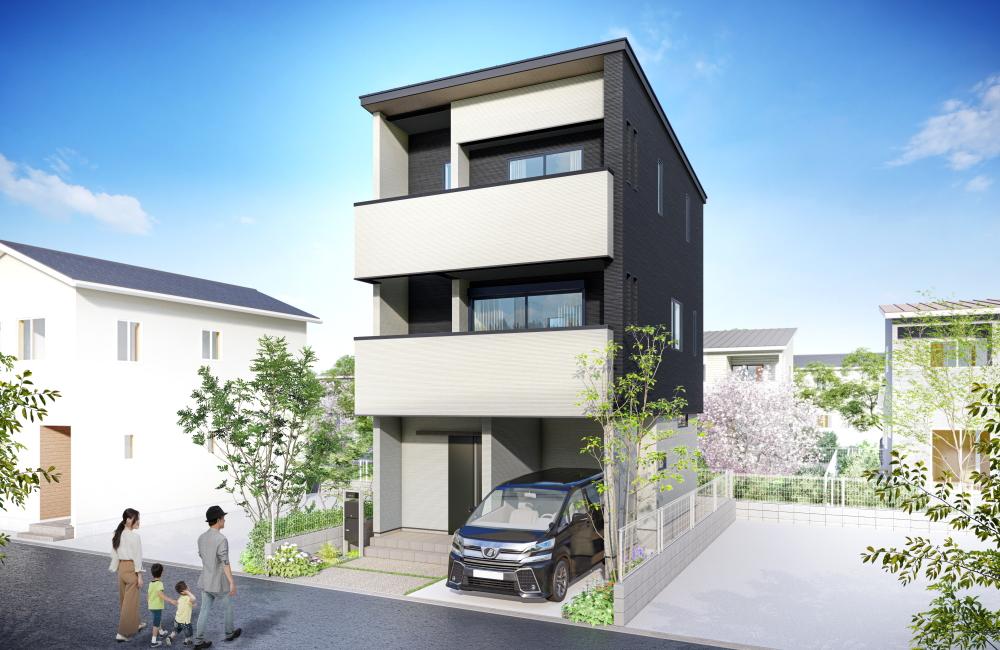 GFハウス川西東久代(1邸)